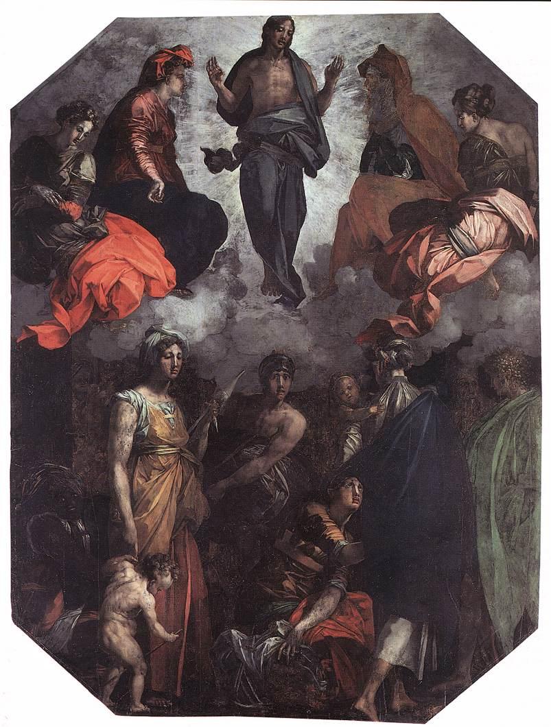 The Risen Christ, Rosso Fiorentino